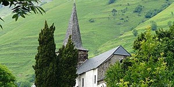 Església Sant Pere de Bausen